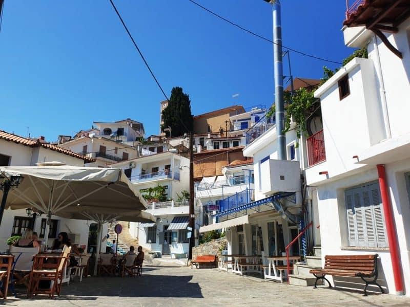 Glossa Skopelos