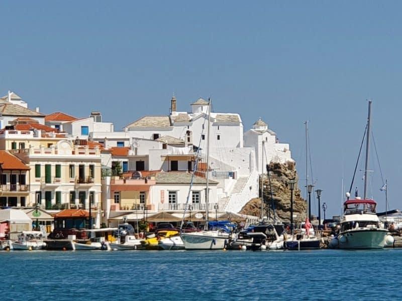 Skopelos Town - Things to do in Skopelos