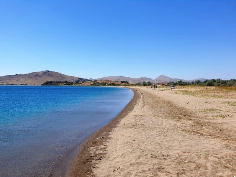 Diapori Beach Lemnos