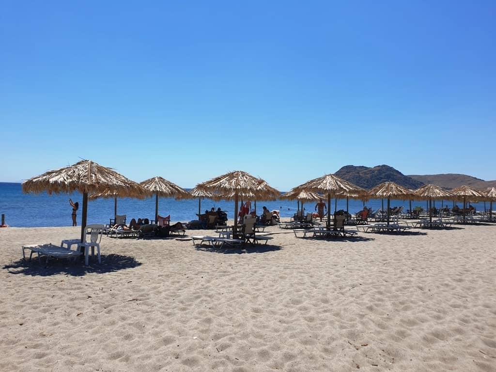 Evgatis Beach Lemnos