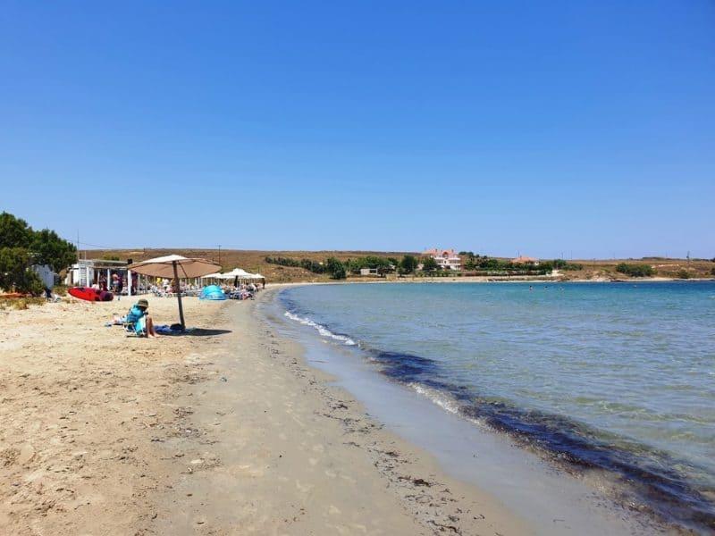 Kotsinas Beach Lemnos