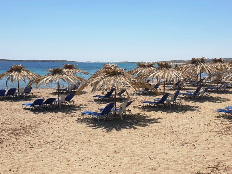 Plaka Beach Lemnos