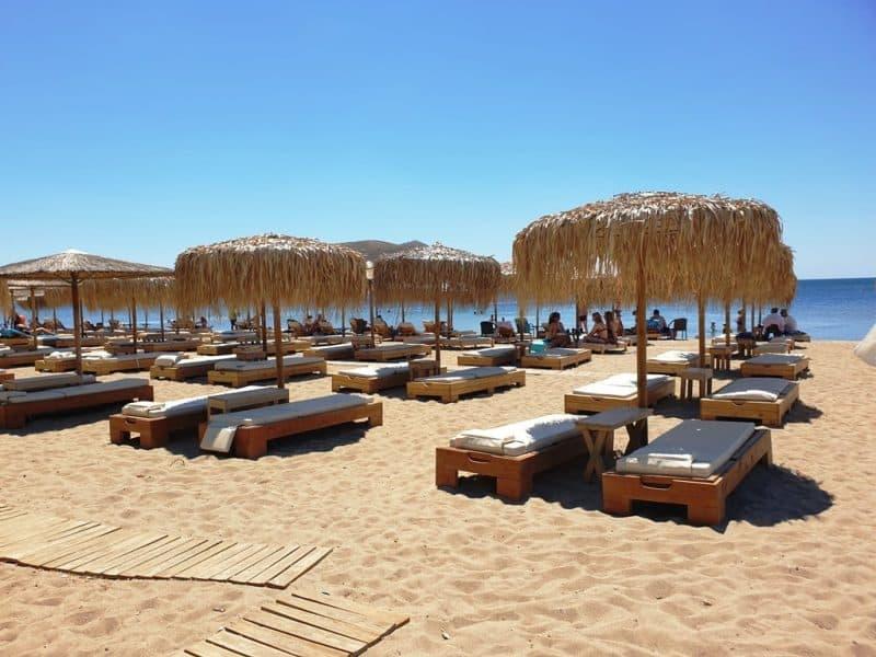 Plati Beach Lemnos