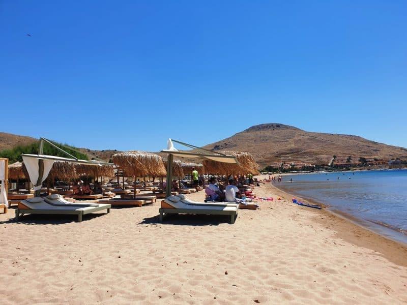 Platy Beach Lemnos