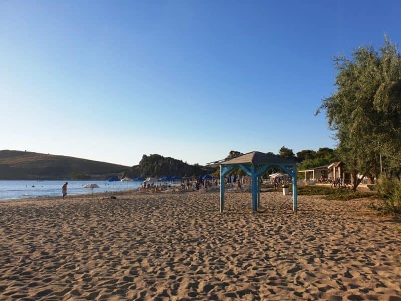 Riha Nera Myrina Lemnos Beach
