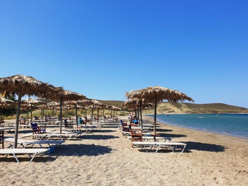 Saravari Beach Lemnos