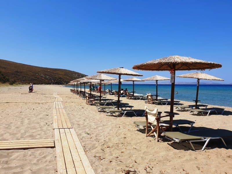 Zematas Beach Lemnos