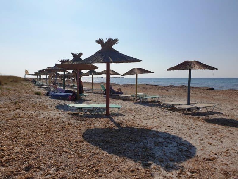 Keros Beach Lemnos