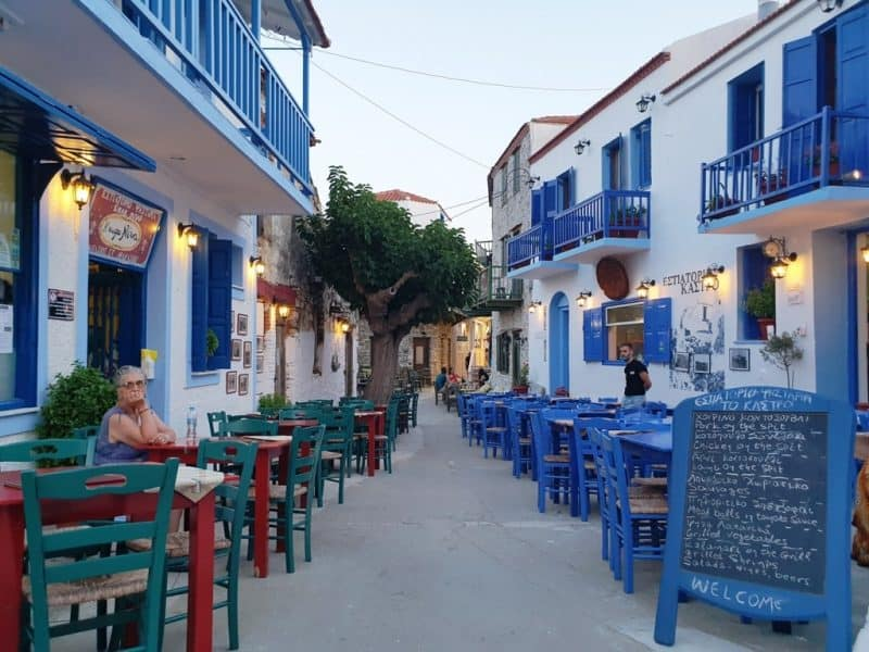 Chorio, Things to do in Alonissos