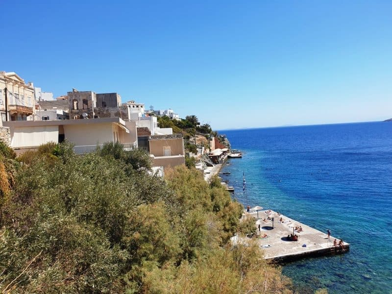 Asteria Beach - Best beaches in Syros