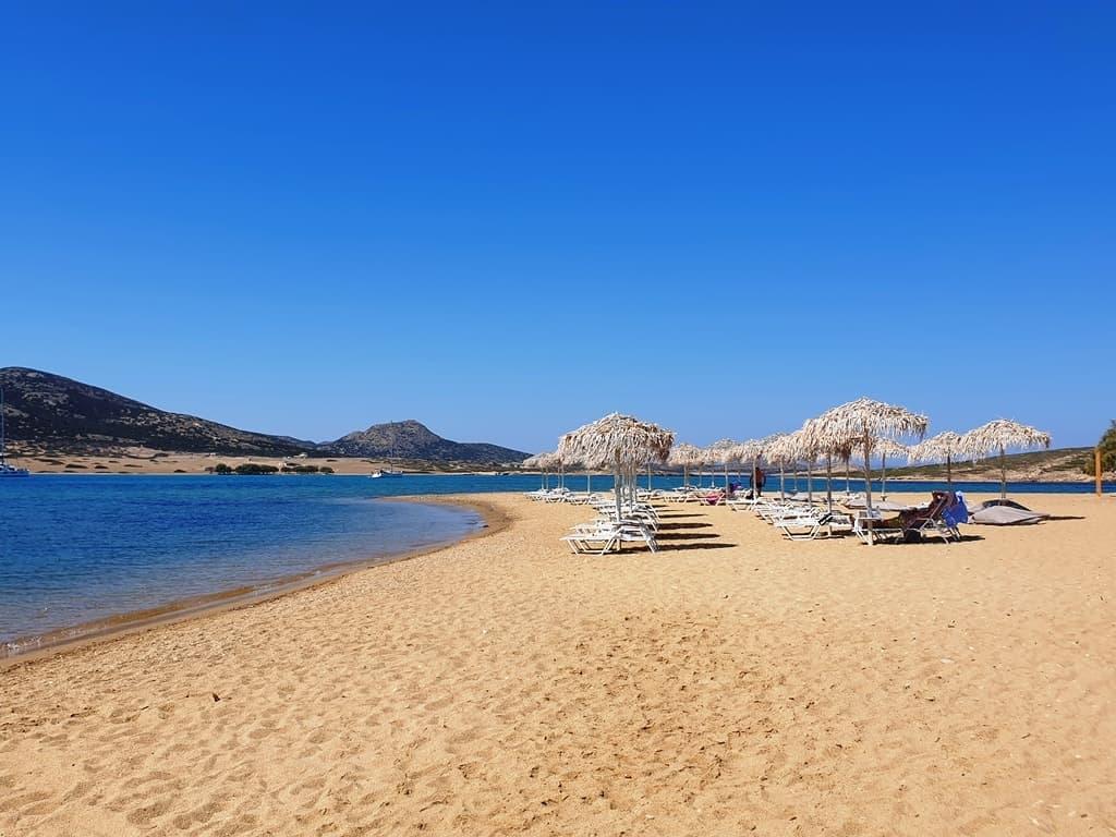 Ag Georgios Beach in Antiparos