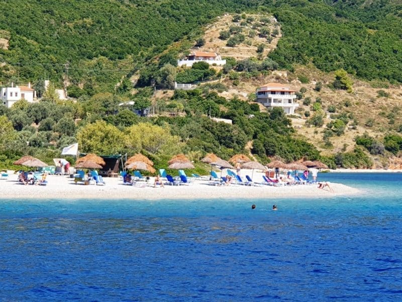 Agios Demetrios Beach Alonissos