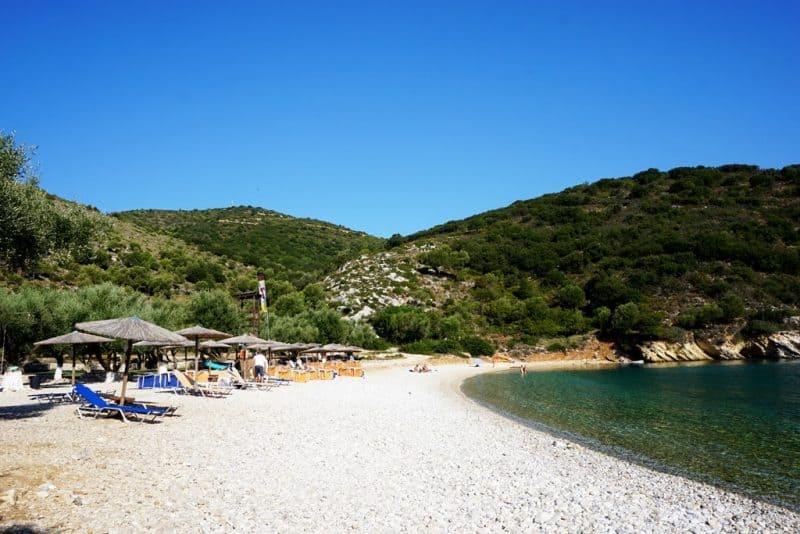 Filiatro Beach Ithaki Greece