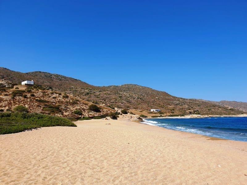 Kalamos Beach - Best Beaches in Ios
