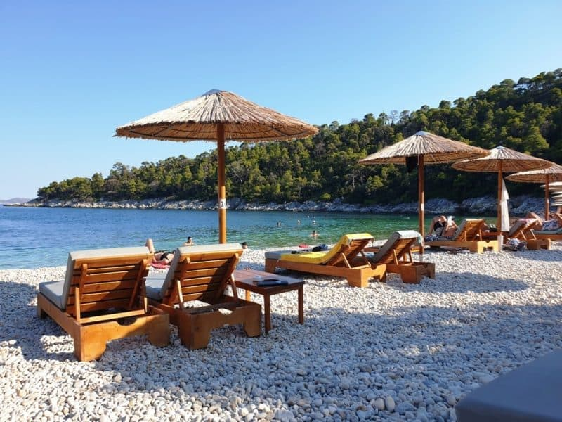 Leftos Yialos Alonissos Beaches