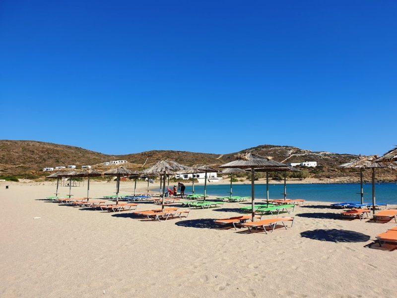 Manganari Beach - Best beaches in Ios