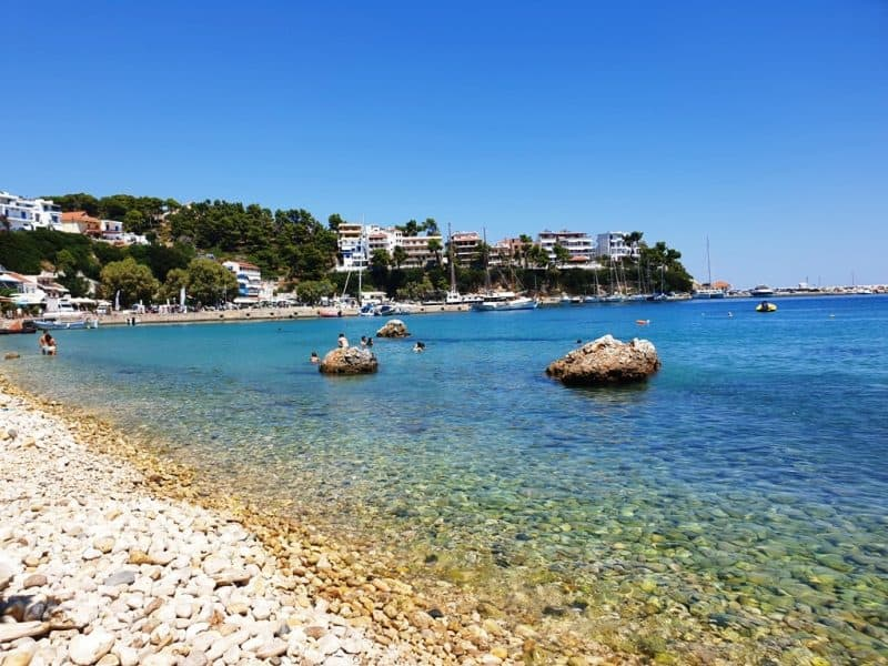 Patitiri - Beaches in Alonissos