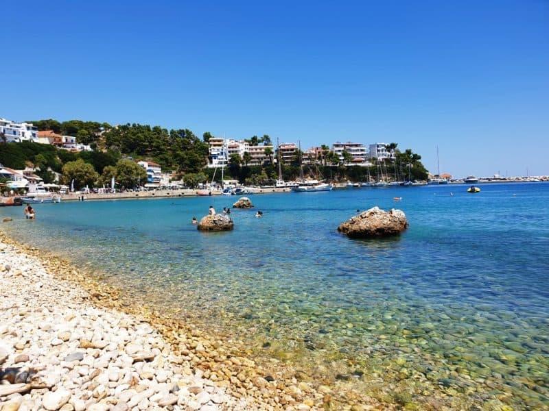 Patitiri - Beaches in Alonissos