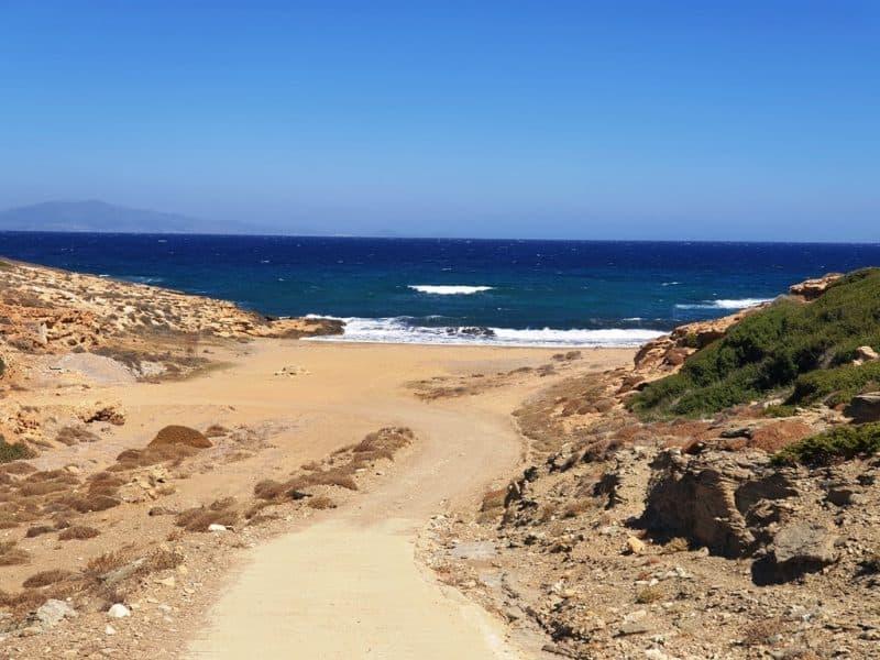 Plakoto Beach - Ios beaches