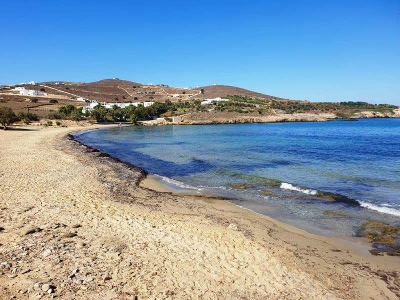 Sifneiko Beach Antiparos