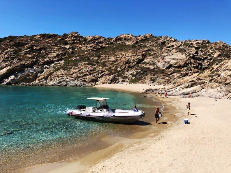 Tripiti Beach - Best beaches in Ios
