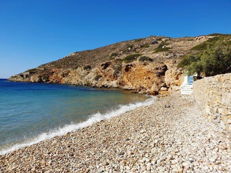 Tzamaria - Ios Beaches