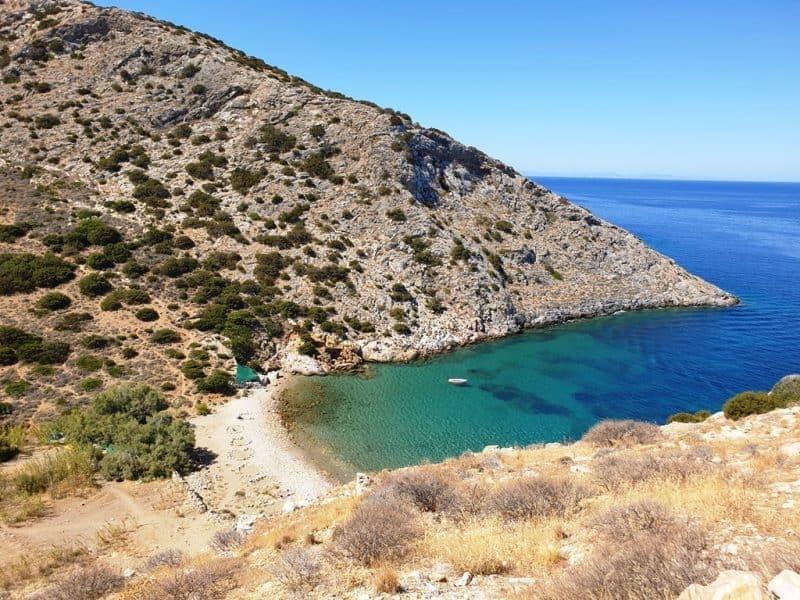 Armeos Beach - Syros Beaches