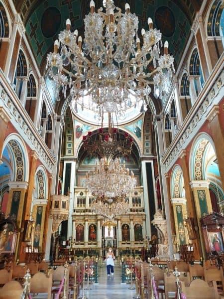 Aghios Nikolaos Church Ermoupolis