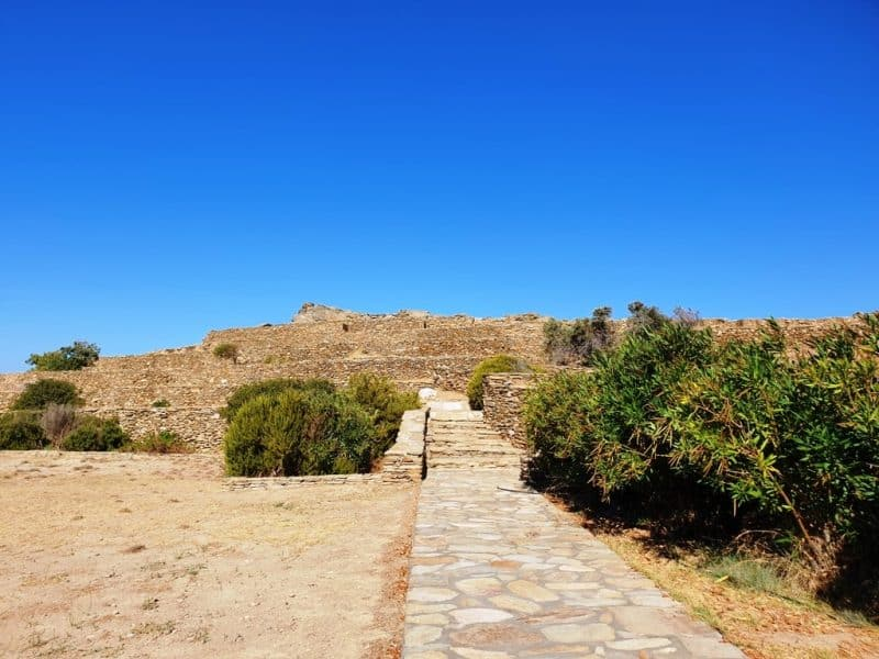 archaeological site of Skarkos - Things to do in Ios island