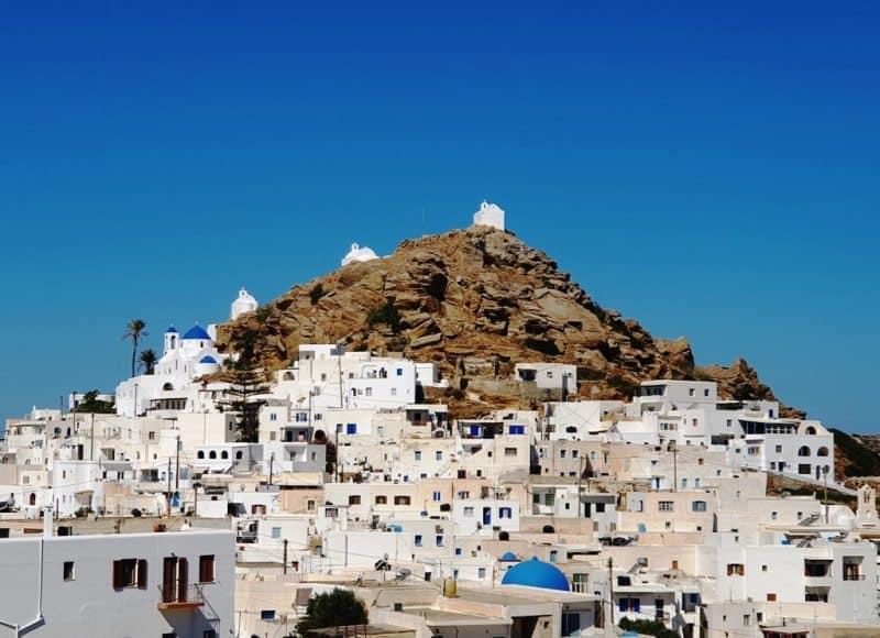 Ios Chora - things to do in Ios Island Greece