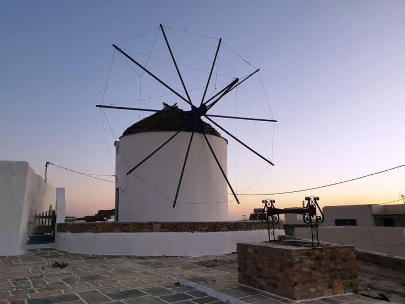 Windmills of Ios