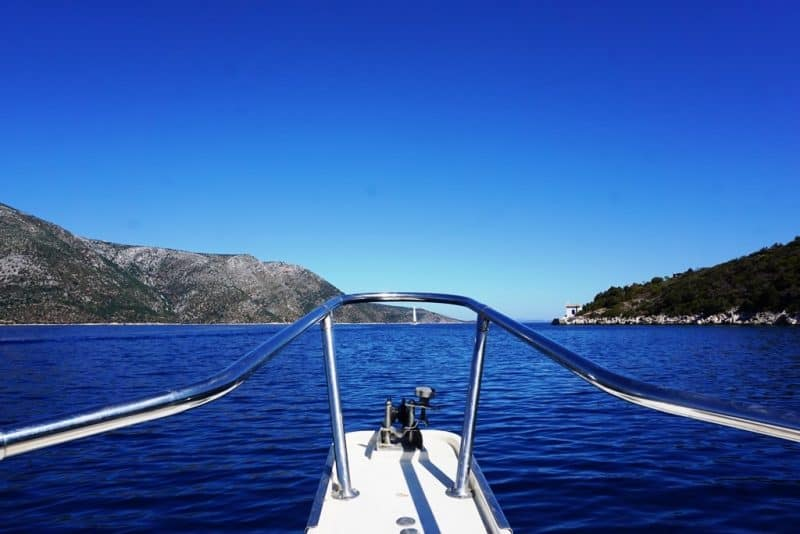 Rent a boat in Ithaca Greece