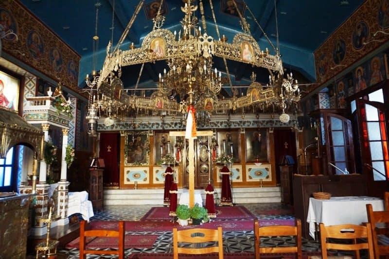 Monastery of Panagia Kathariotissa Ithaca
