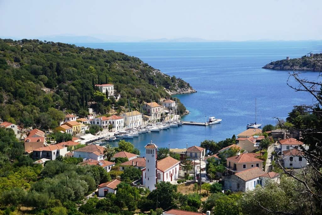 Kioni Ithaca - Things to do in Ithaca Greece