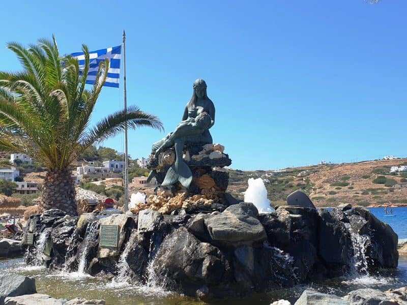 Kini, things to do in Syros island