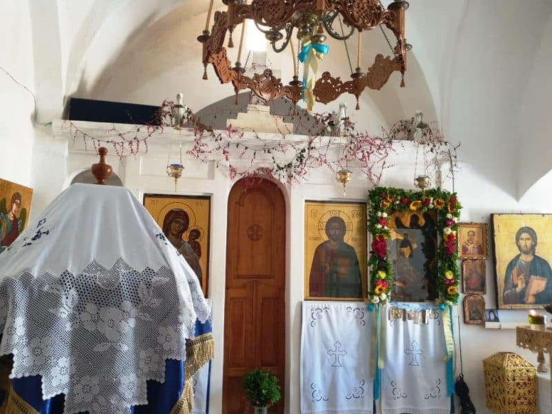 Monastery of Agios Ioannis Detis - things to do in Paros