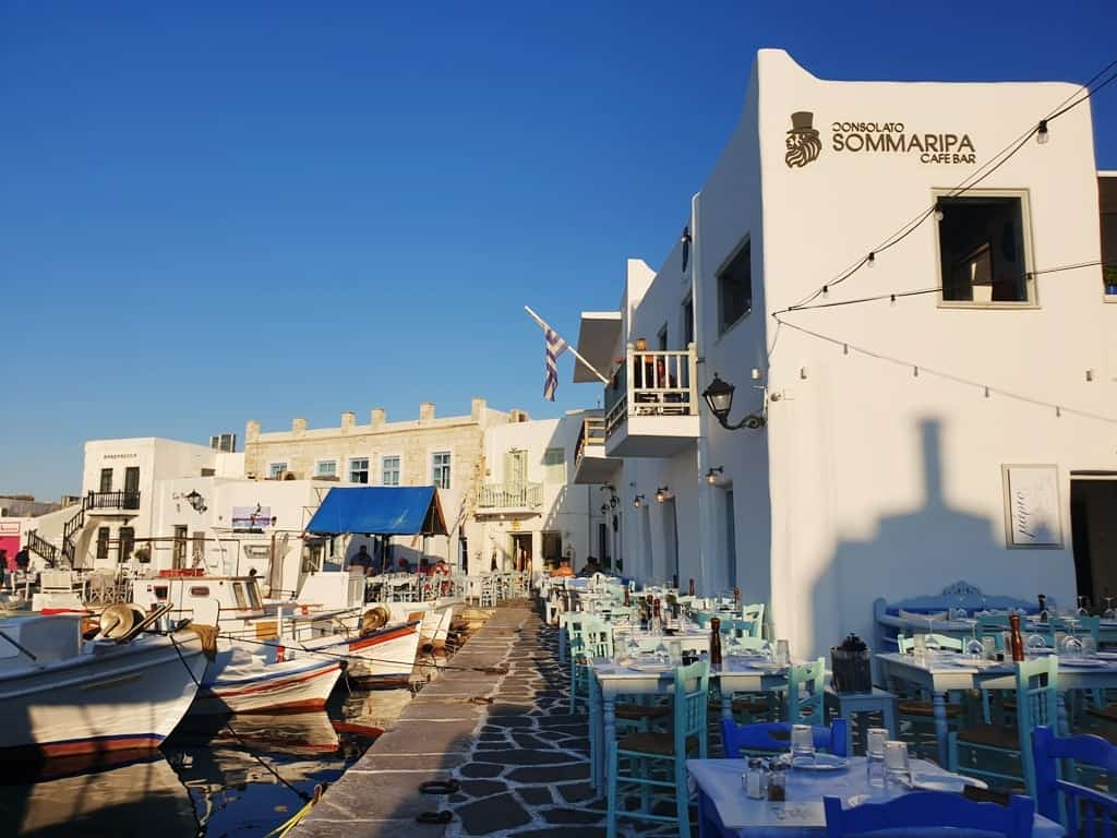 Naousa - Best airbnbs in Paros