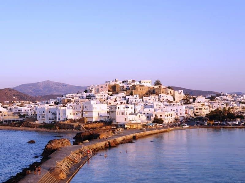 Naxos - Best day trips from Paros