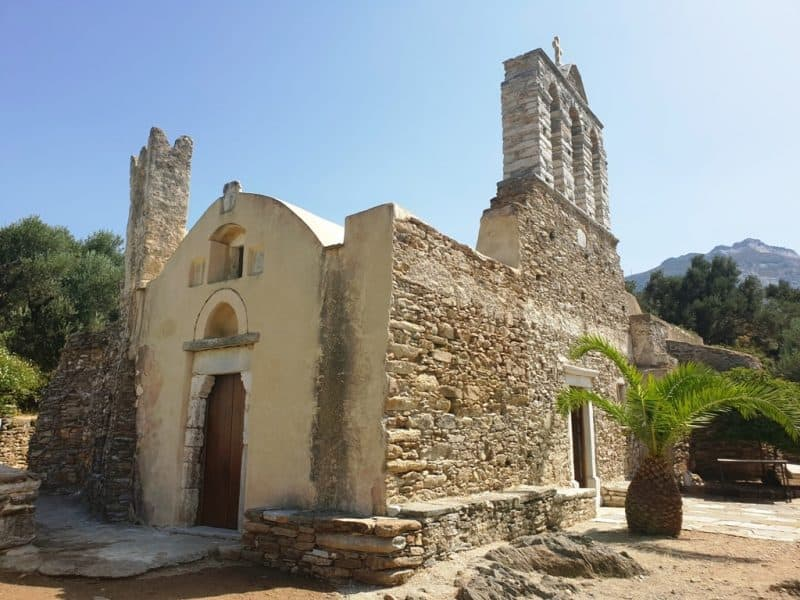 Paleochristian Church of Panagia Drosiani