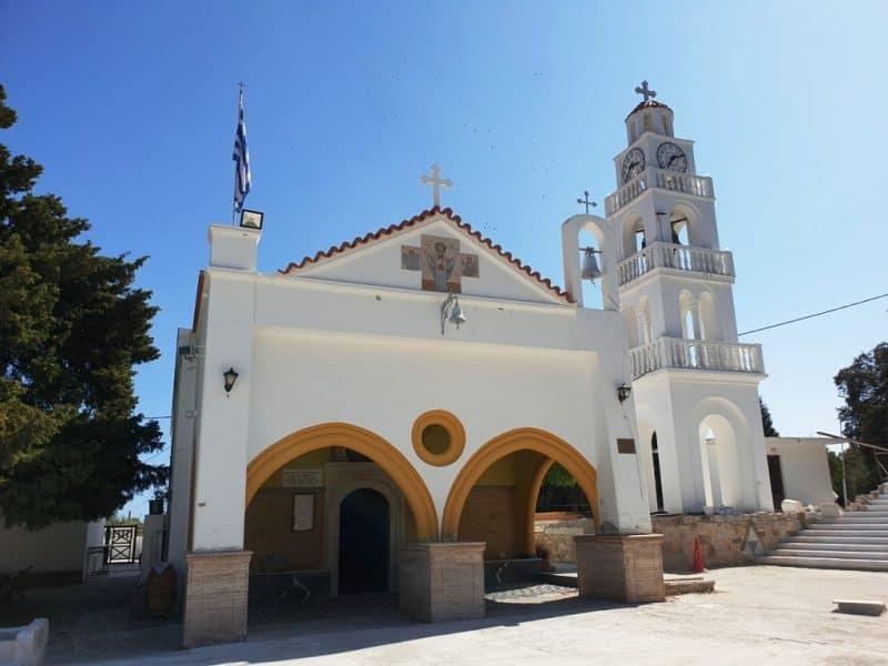 Panagia Tsambika - Things to do in Rhodes Island