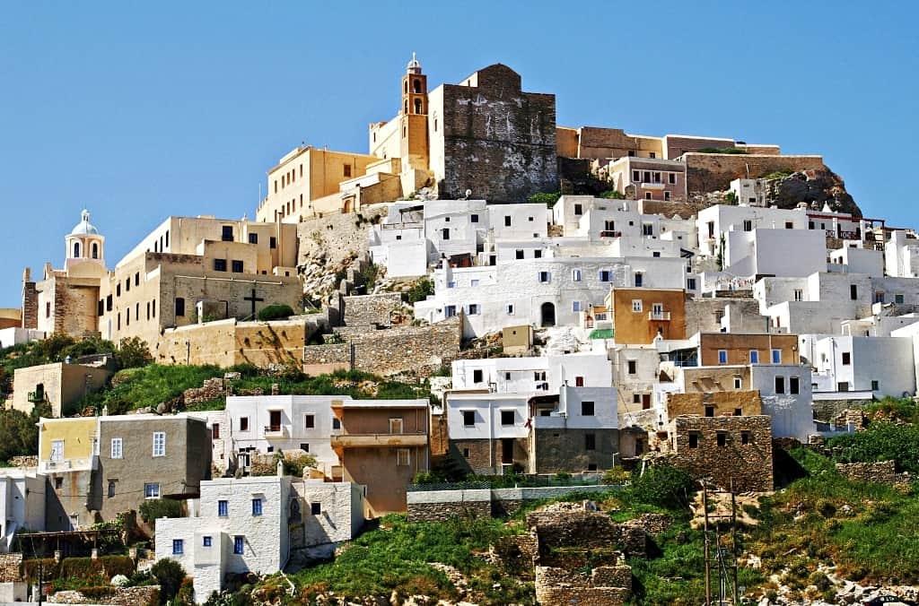 Ano Syros - Syros Island