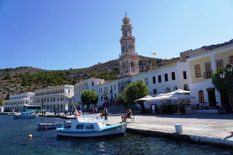 monastery of Archangel Michael Panormitis - Things to do in Symi
