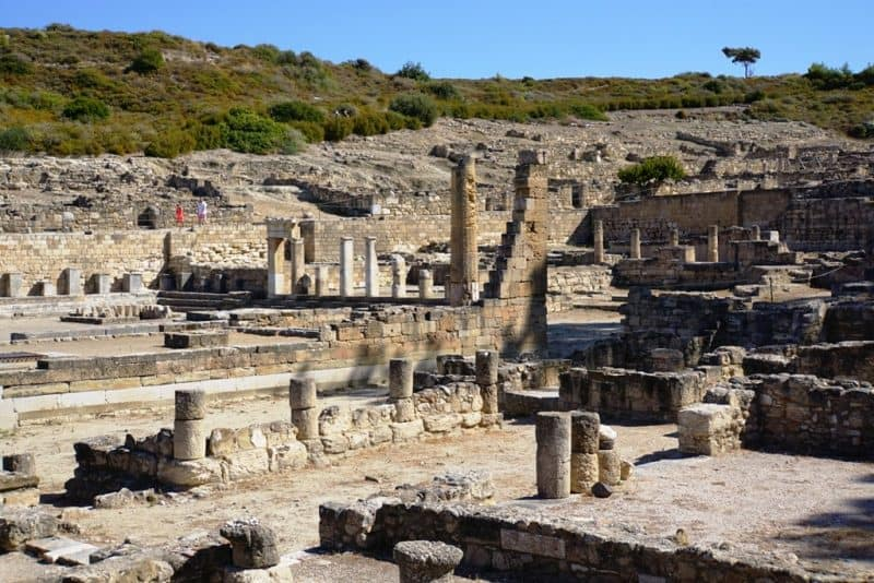 Archaeological Site of Ancient Kamiros - Things to do in Rhodes