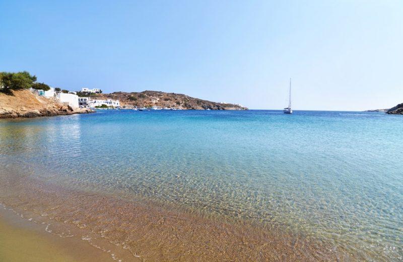 Faros beach Sifnos