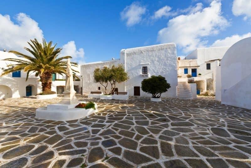 Sikinos island Cyclades