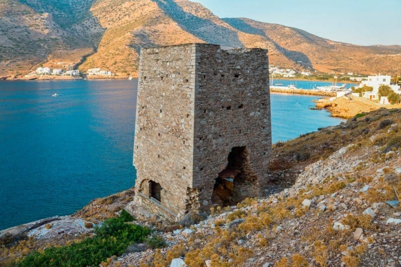 Sifnos Tower at Kamares Village