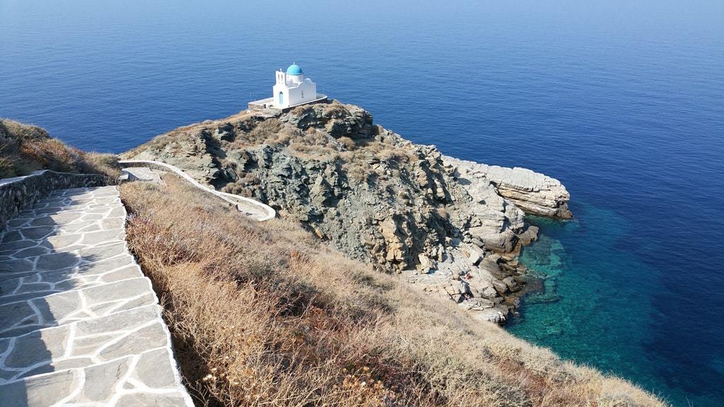 Church of Seven Martyrs Sifnos