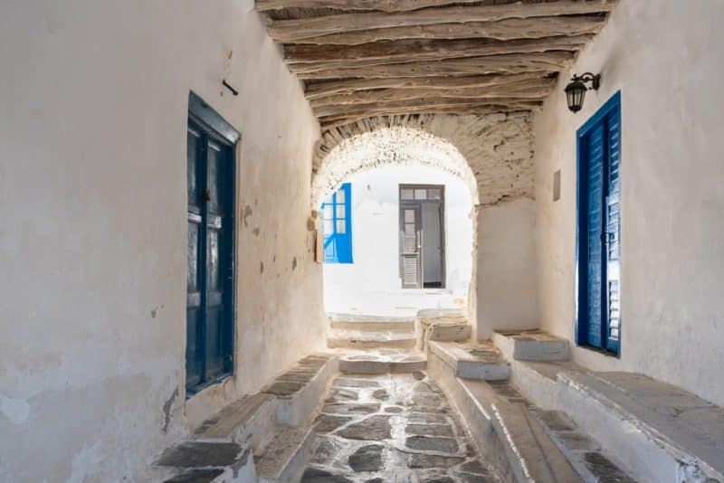 Kastro village - things to do in Sifnos island