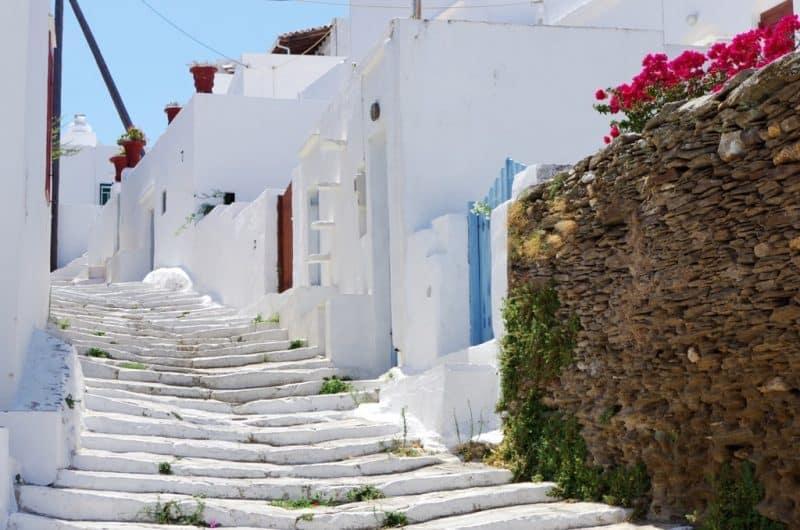 Apollonia village Sifnos