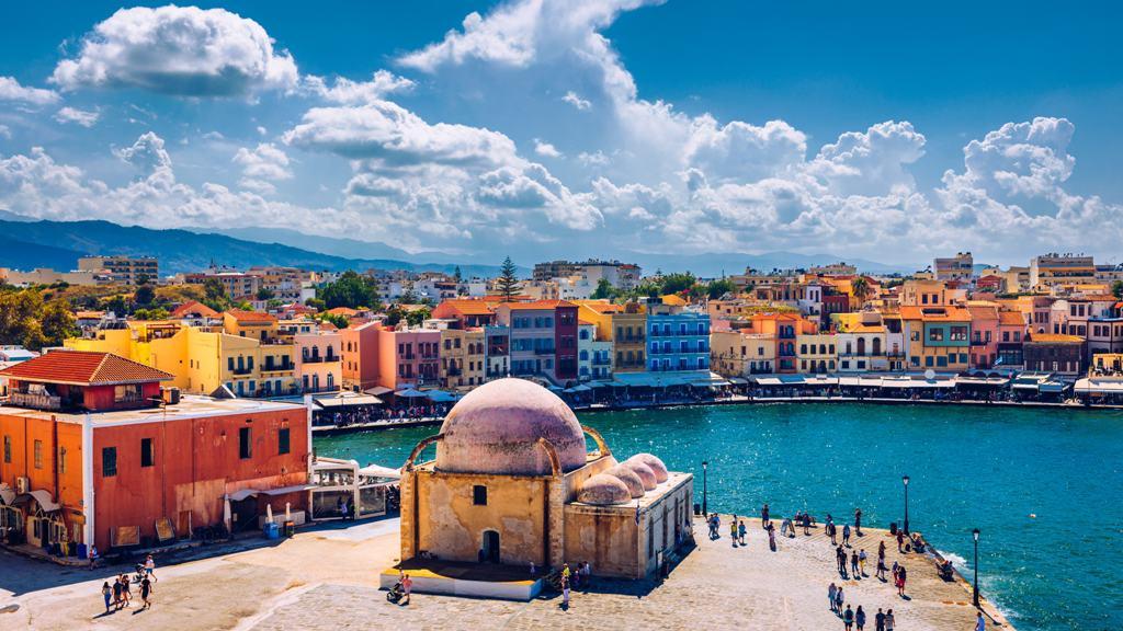 chania - crete itinerary